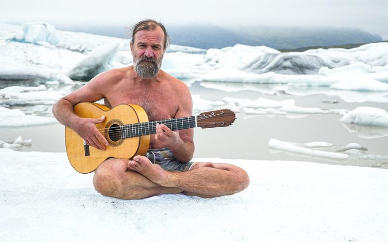 Breathwork Iceman Wim Hof - Destination Deluxe