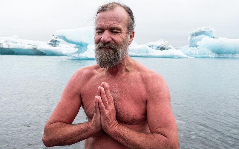 Iceman Wim Hof - Destination Deluxe