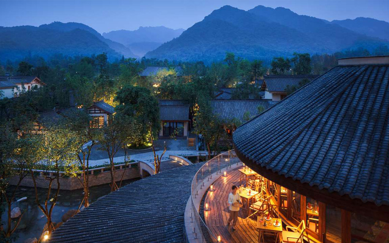 Wellness Retreat Luxury Travel China - Destination Deluxe