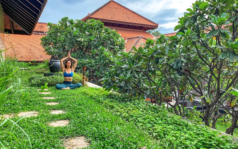 Wellness Retreat Siem Reap Cambodia Anantara Angkor - Destination Deluxe