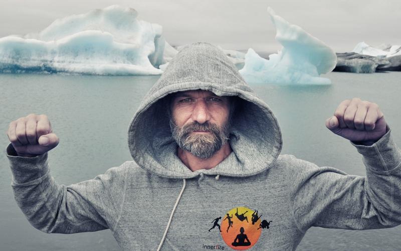 Wim Hof Iceman - Destination Deluxe