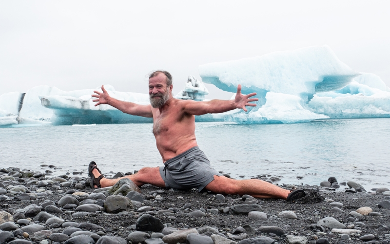 Wim Hof Method Breathwork - Destination Deluxe