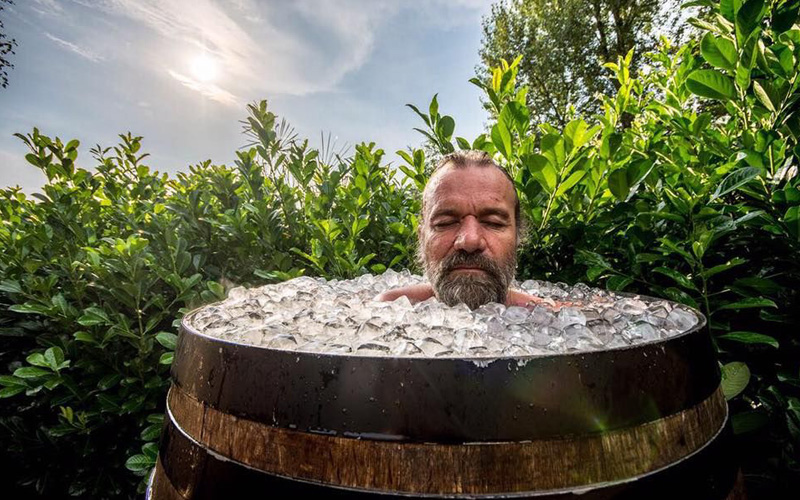 Wim Hof Method - Destination Deluxe