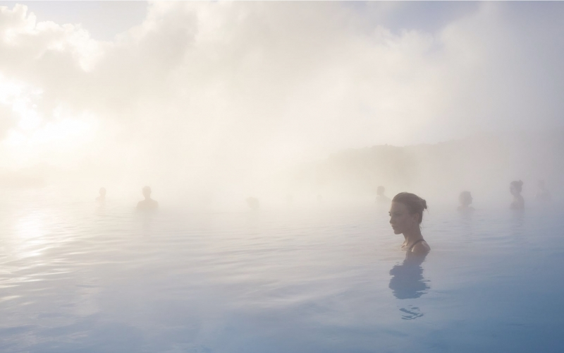 Blue Lagoon Iceland Thermal Bath - Destination Deluxe