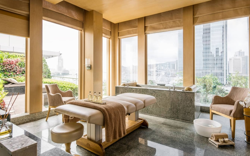 Luxury Spa Hong Kong - Destination Deluxe