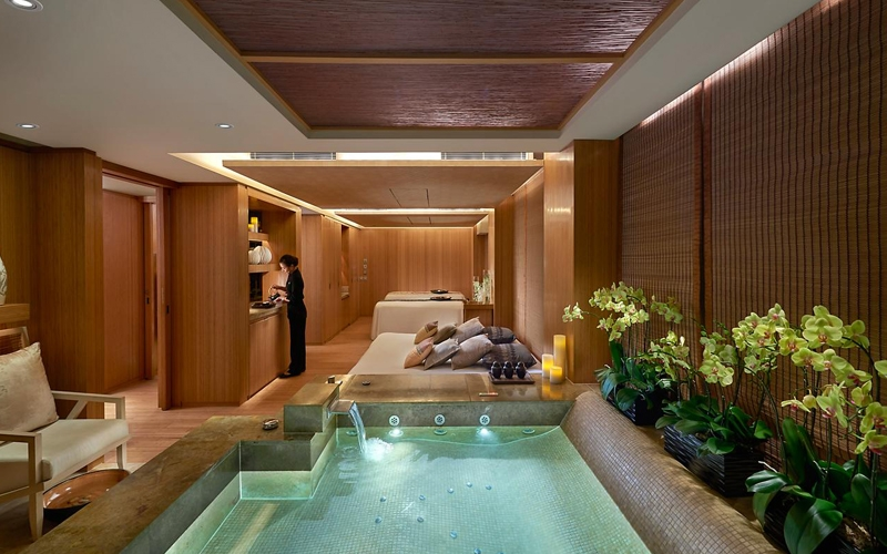 Luxury Wellness Urban - Destination Deluxe