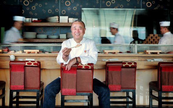 Nobu Matsuhisa Celebrity Chef - Destination Deluxe