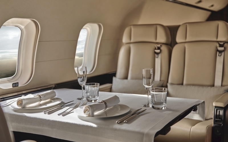 Aman Private Jet Journeys - Destination Deluxe