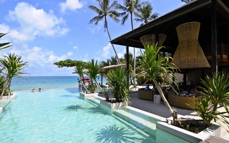 Anantara Rasananda Koh Phangan Pool - Destination Deluxe