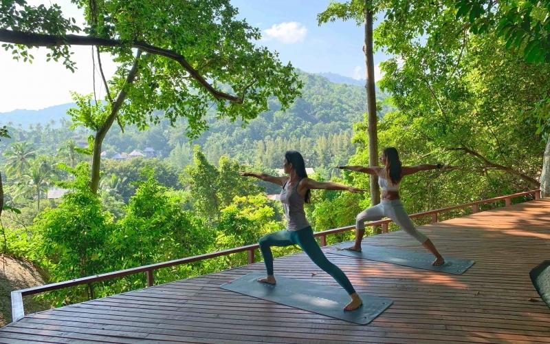 Anantara Rasananda Koh Phangan Wellness Yoga - Destination Deluxe