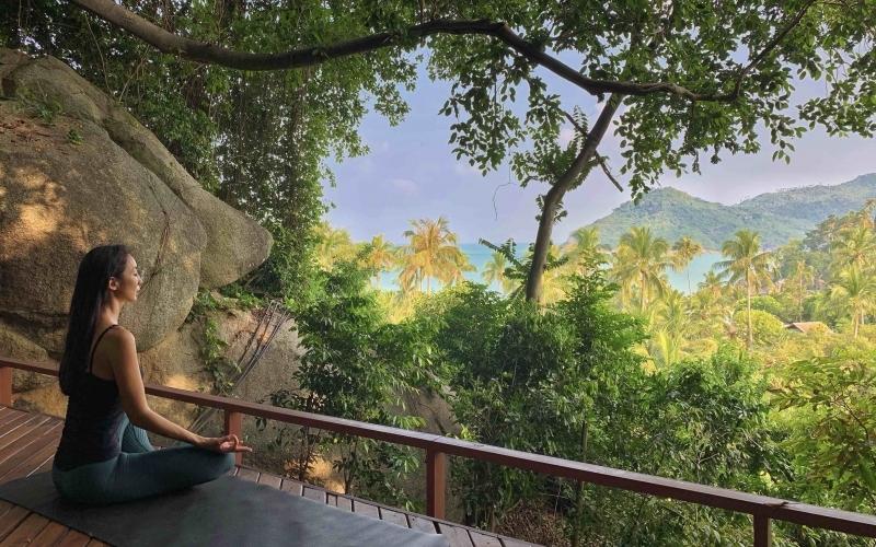 Anantara Rasananda Koh Phangan Yoga Wellness - Destination Deluxe