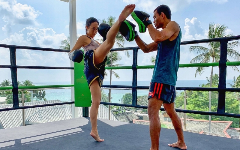 Anantara Lawana Koh Samui Muay Thai Wellness Program - Destination Deluxe