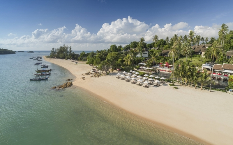Anantara Lawana Koh Samui Rasort Wellness Retreat - Destination Deluxe