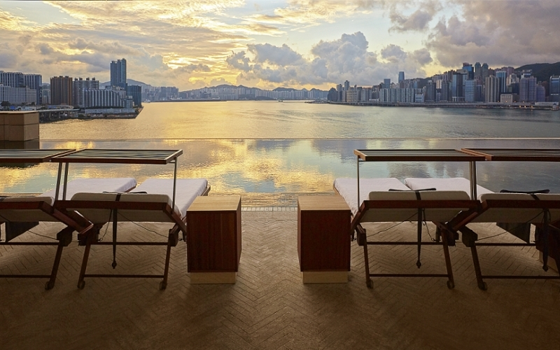 Asaya Hong Kong Pool - Destination Deluxe