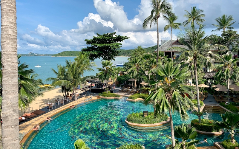 Anantara Bophut Koh Samui Resort - Destination Deluxe
