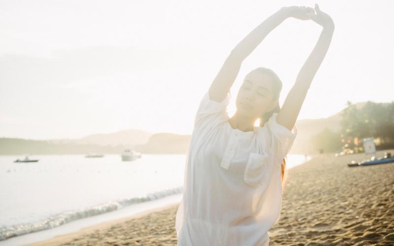 Beach Yoga Koh Samui - Destination Deluxe