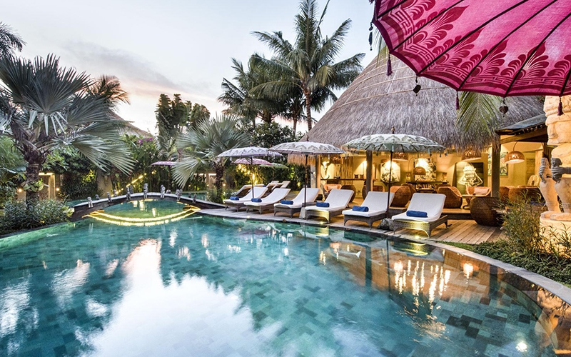 Blue Karma Secrets Bali Retreat - Destination Deluxe