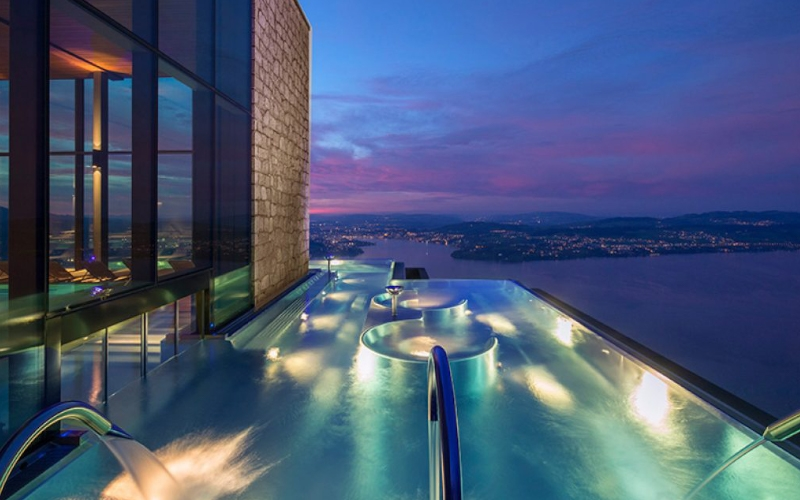 Photo: Courtesy of Bürgenstock Hotel & Alpine Spa