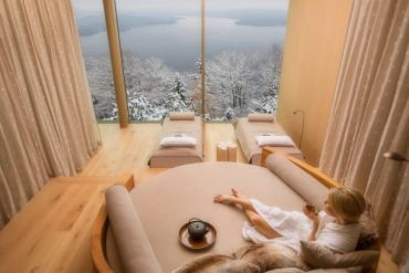 Buergenstock Wellness Alpine Spa - Destination Deluxe