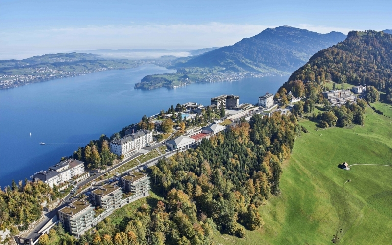 Buergenstock Wellness Retreat Switzerland - Destination Deluxe