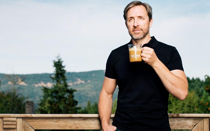 Dave Asprey Bulletproof Coffee - Destination Deluxe