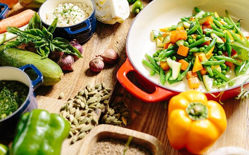Vana India Wellness Retreat Healthy Cuisine - Destination Deluxe