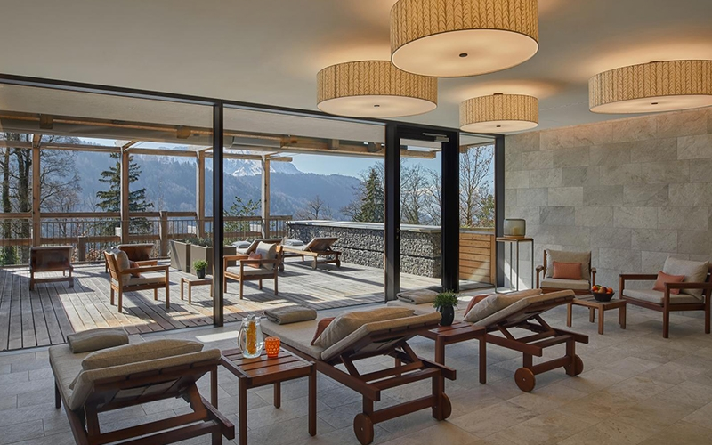 Waldhotel Buergenstock Medical Retreat Wellness Spa - Destination Deluxe