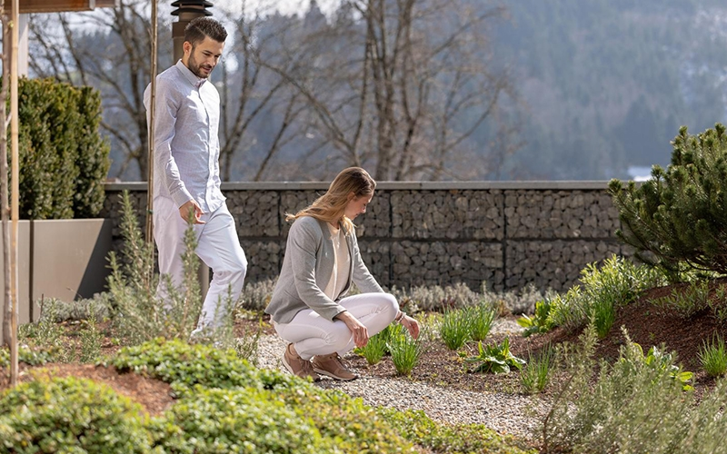 Waldhotel Herb Garden - Destination Deluxe