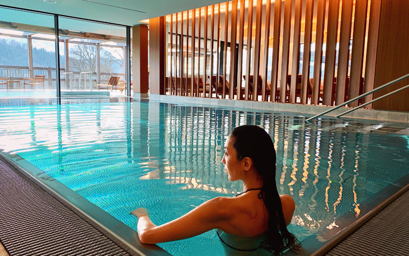 Waldhotel Spa Wellness Retreat Switzerland - Destination Deluxe