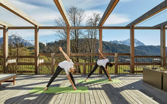 Waldhotel Yoga Wellness Retreat - Destination Deluxe