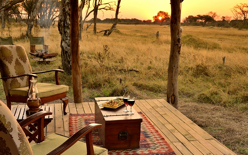 Zimbabwe Luxury Yoga Safari Retreat - Destination Deluxe