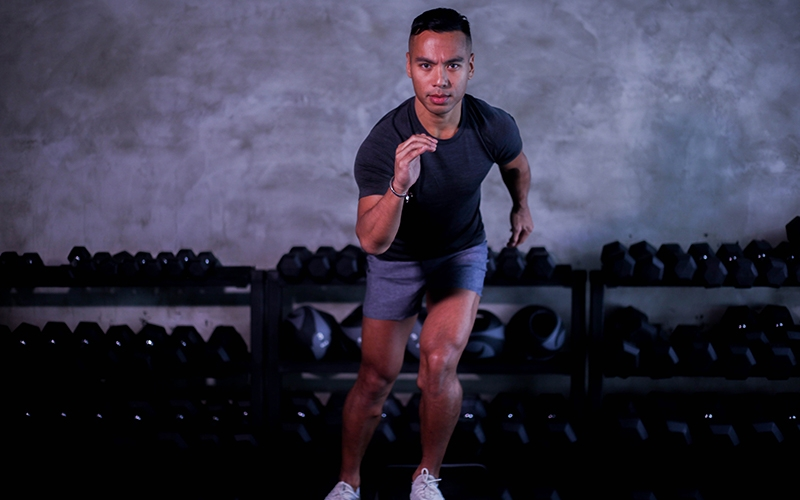 Avey Cortes Fitness Trainer - Destination Deluxe