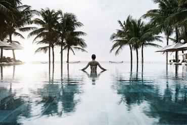 TIA Wellness Resort Beach Pool Da Nang - Destination Deluxe