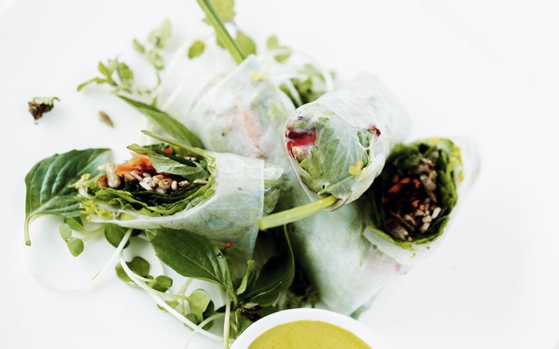 TIA Wellness Resort Cuisine - Destination Deluxe