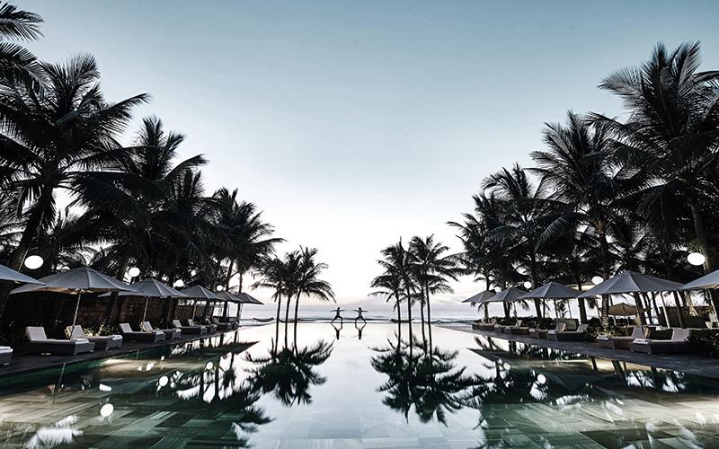 TIA Wellness Resort Da Nang Vietnam Pool - Destination Deluxe