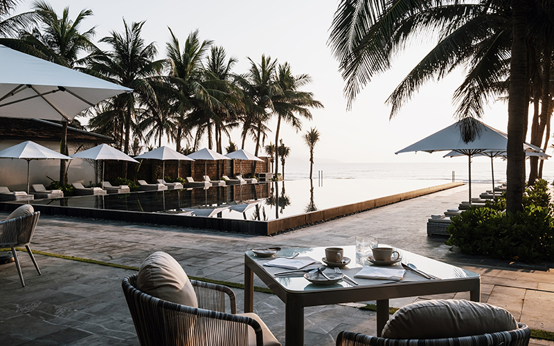 TIA Wellness Resort Vietnam Retreat Pool - Destination Deluxe
