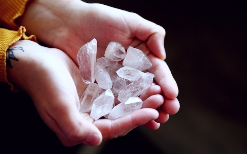 Crystal healing_deal with anxiety
