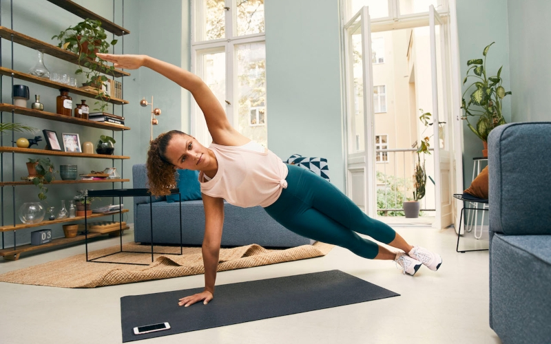 Best home workout apps - Destination Deluxe