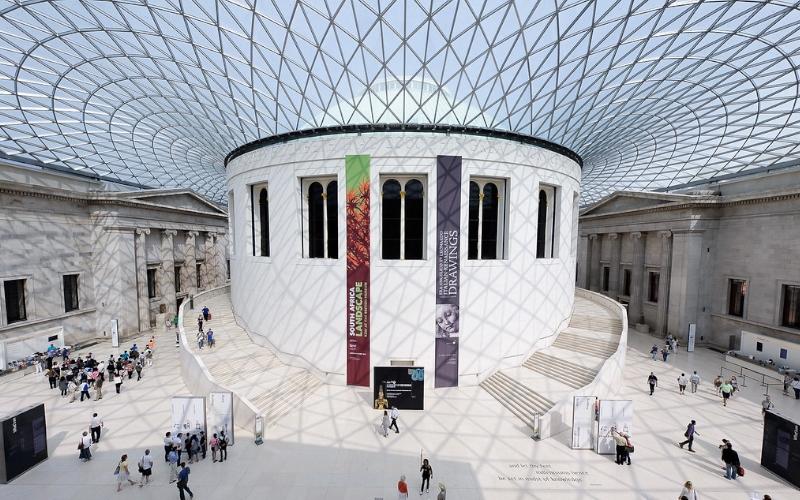 British Museum London Virtual Tour - Destination Deluxe