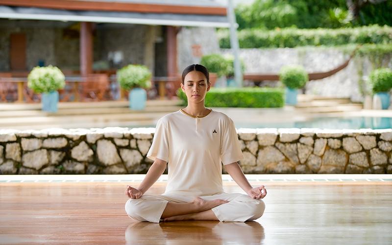 Chiva-Som Retreat Meditation - Destination Deluxe