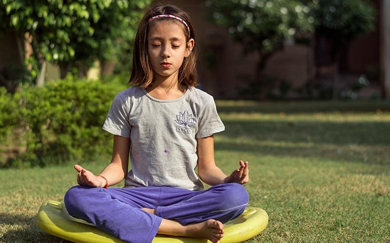 Meditation for Kids - Destination Deluxe