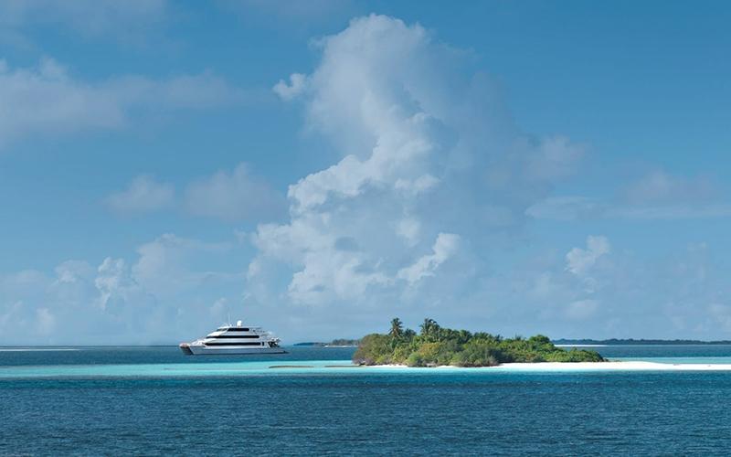 Four Seasons Explorer Maldives - Destination Deluxe