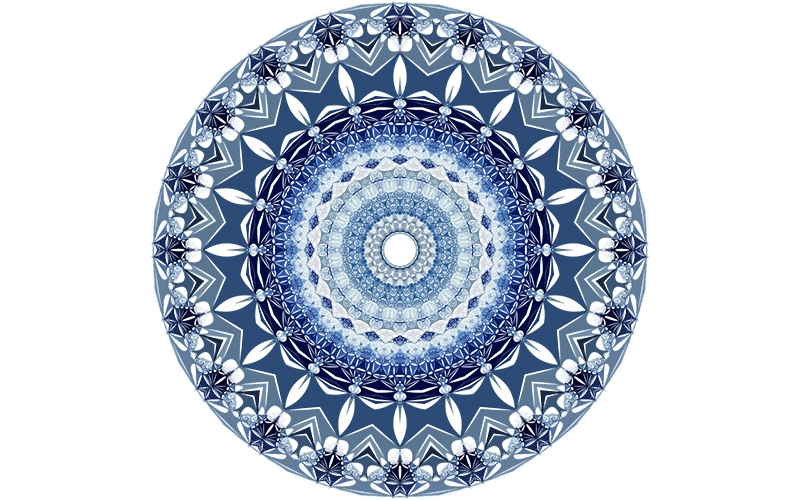 Mandala Drawing Therapeutic Healing Benefits - Destination Deluxe
