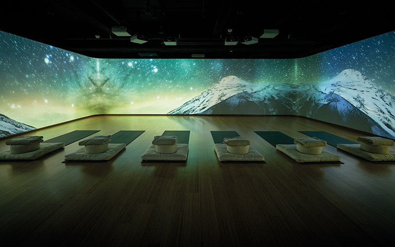 Beautiful Yoga Studios Fivelements Habitat Hong Kong - Destination Deluxe