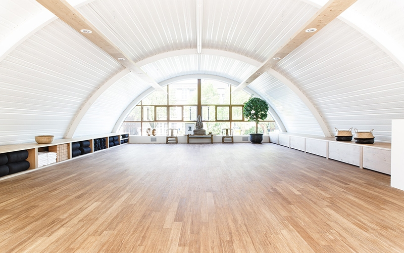 Delight Yoga Amsterdam Most Beautiful Studios - Destination Deluxe