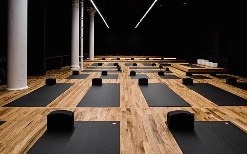 Humming Puppy NYC Yoga Studio - Destination Deluxejpg