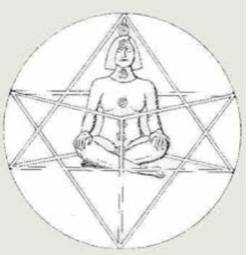 Merkabah Journey Sacred Geometry - Destination Deluxe