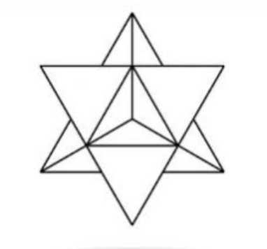 Merkabah Sacred Geometry - Destination Deluxe