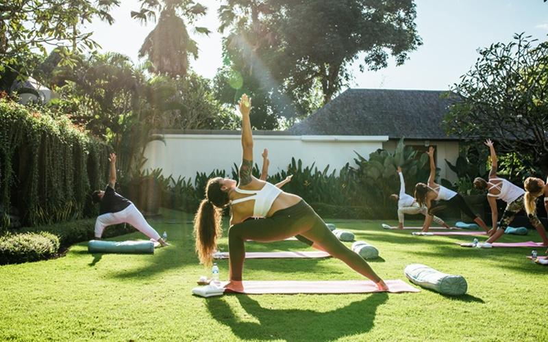 Online Wellness Retreats Bali Escape Haven - Destination Deluxe