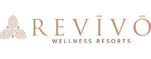 Revivo Wellness Resorts Logo - Destination Deluxe